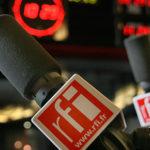 Invitée de l'émission «Livre International» sur RFI, diffusée le 30 mai 2015